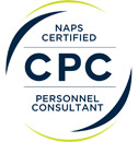 National Association of Personnel Services Certified Personal Consultant Logo